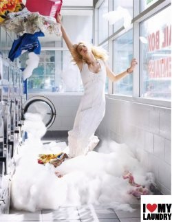 Summer in the City at I Love my Laundry