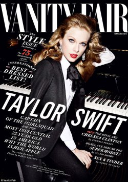 Taylor Swift for Vanity Fair