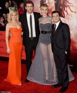 The Hunger Games 2 Premiere