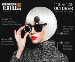 The International Textile Fair 2015 in Dubai