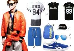 The Perfect Way to Wear Sports Luxe