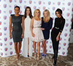 The Spice Girls Photocall for new musical