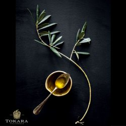 Tokara's Liquid Gold Olive Oil