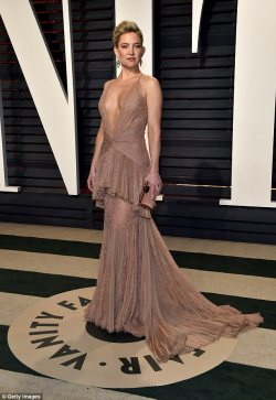 Vanity Fair Oscars bash!