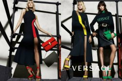 Versace Fall 2015 Ad Campaign