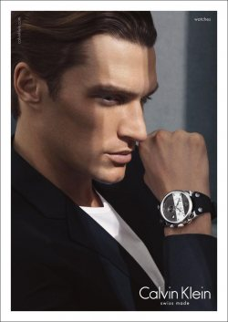 WIN a Calvin Klein Watch with LUXO!