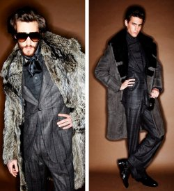 Winter for Men with Tom Ford