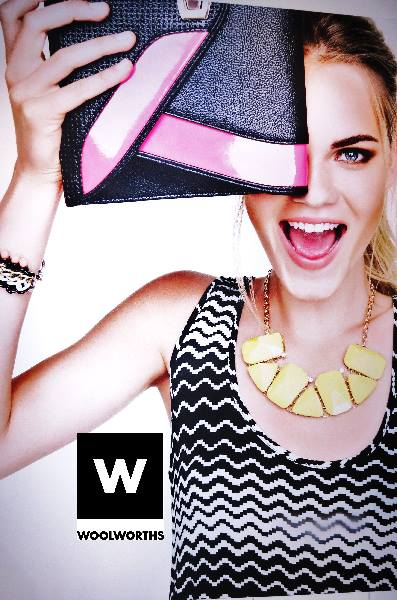 Spring Summer Fashion Trends with Woolworths