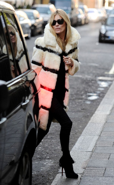 The Ultimate Street Styler: Kate Moss