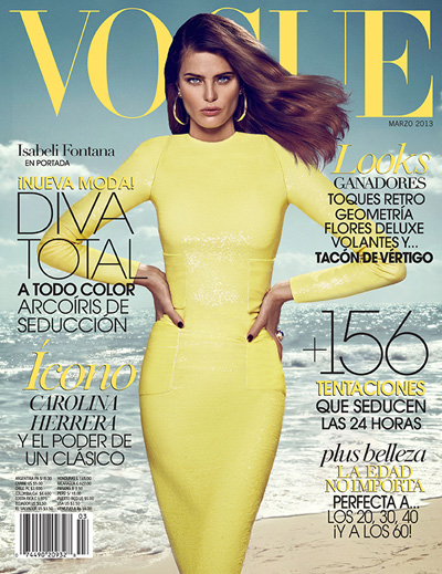 Vogue Mexico March 2013
