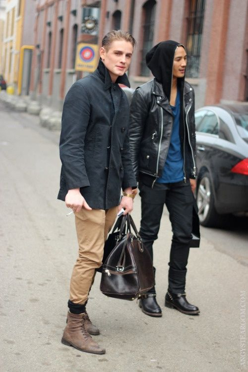 all boys street style