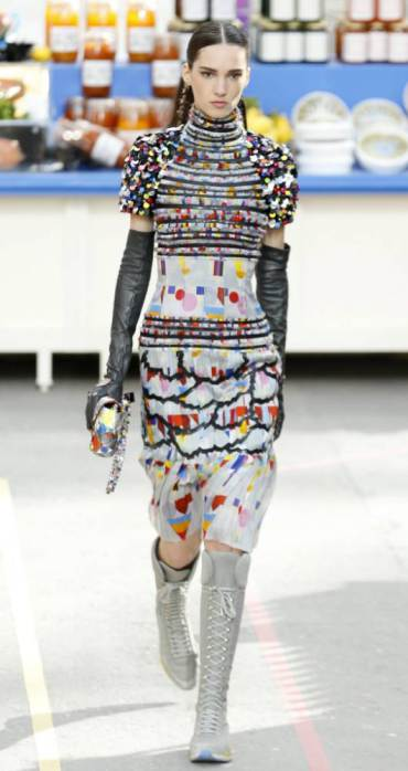 chanel paris fashion week