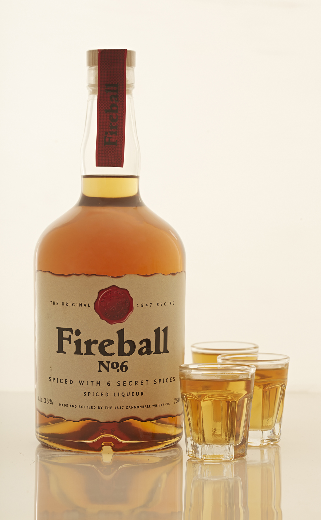 Win with Fireball No 6 and LUXO