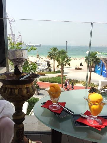 Lunch at La Postreria JBR Dubai