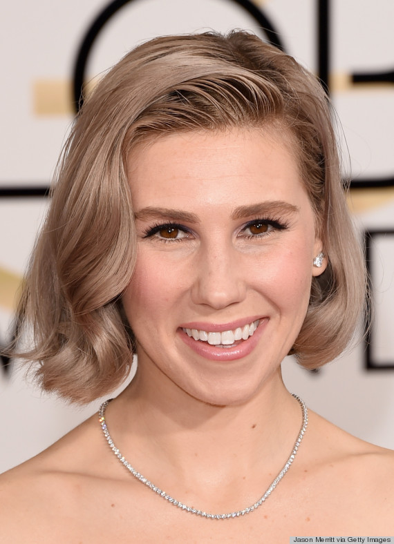 beauty trends at the Golden Globes 2015