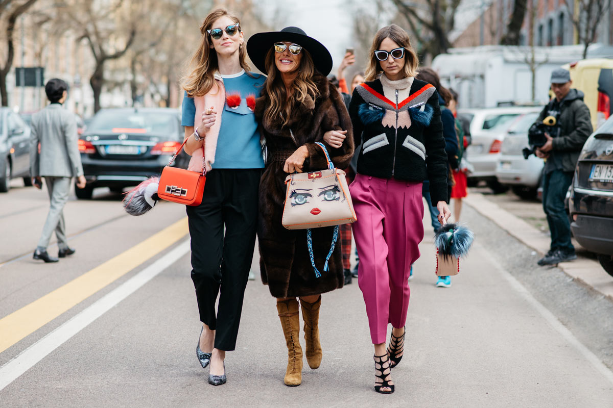 milan fashion week 2015 street style