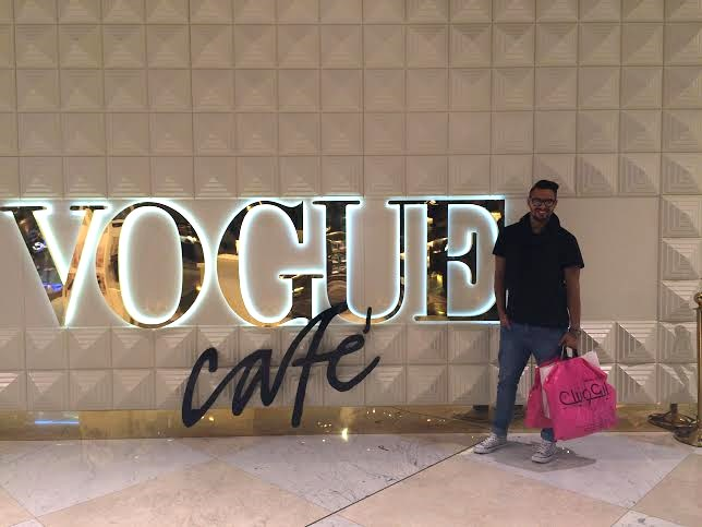 Vogue Cafe Dubai