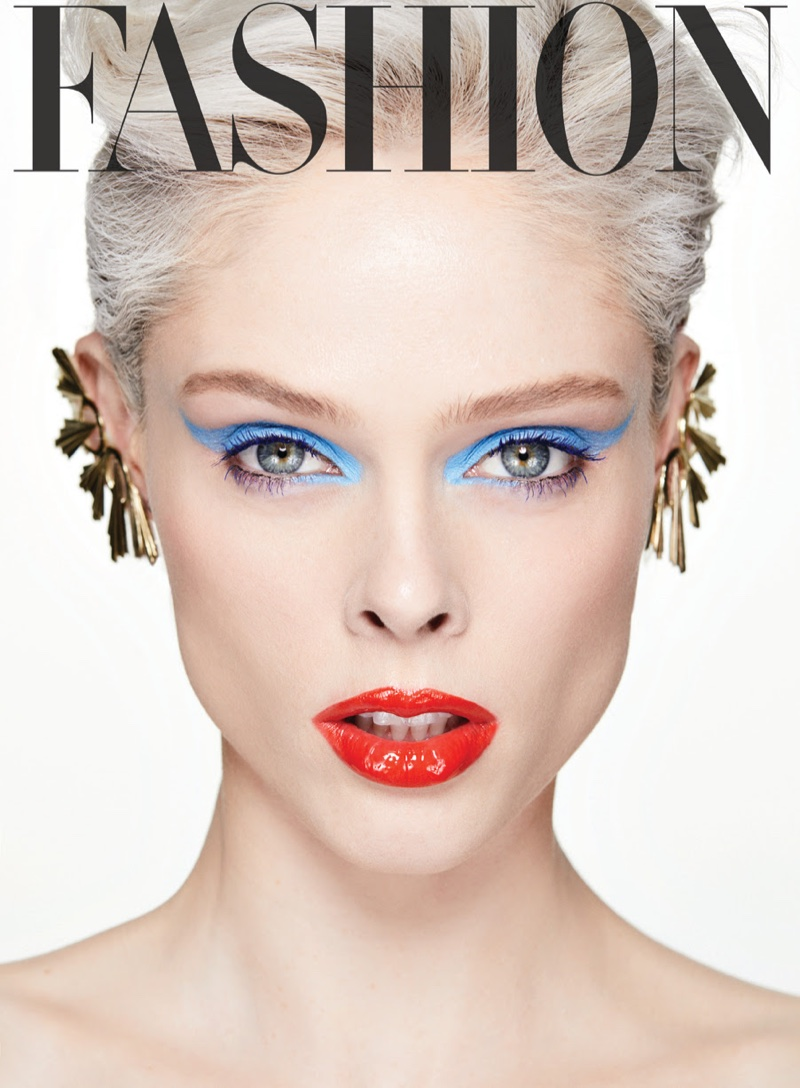 fashion magazine cover 2017