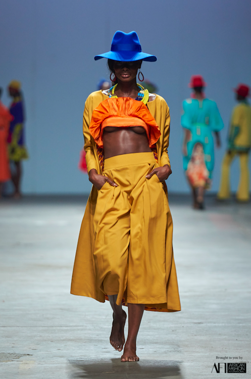 Adama Paris cape town fashion week 2017 luxo