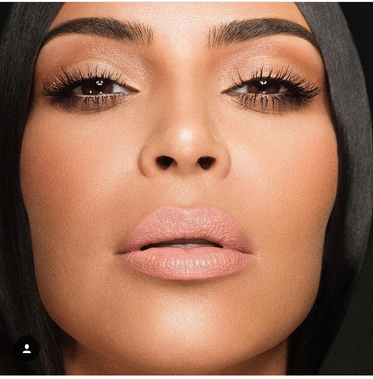Kim Kardashian West Lipstick for Kylie Cosmetics LUXO