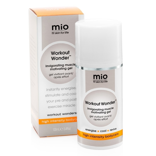 Mio Workout Wonder Muscle Gel LUXO