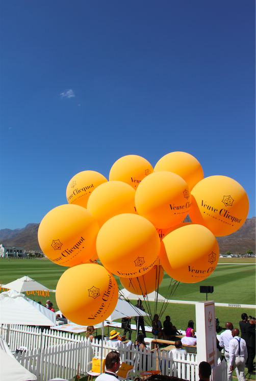 The Veuve Clicquot Masters Polo 2017 LUXO