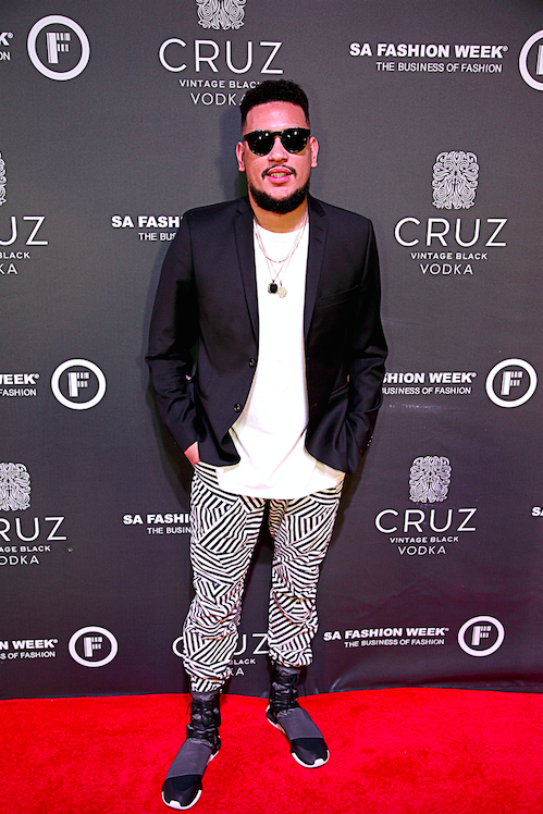 CRUZ Vodka SA Fashion week Opening Party 2017