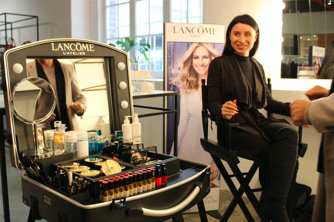 Andrew James National Makeup Artist Lancome South Africa