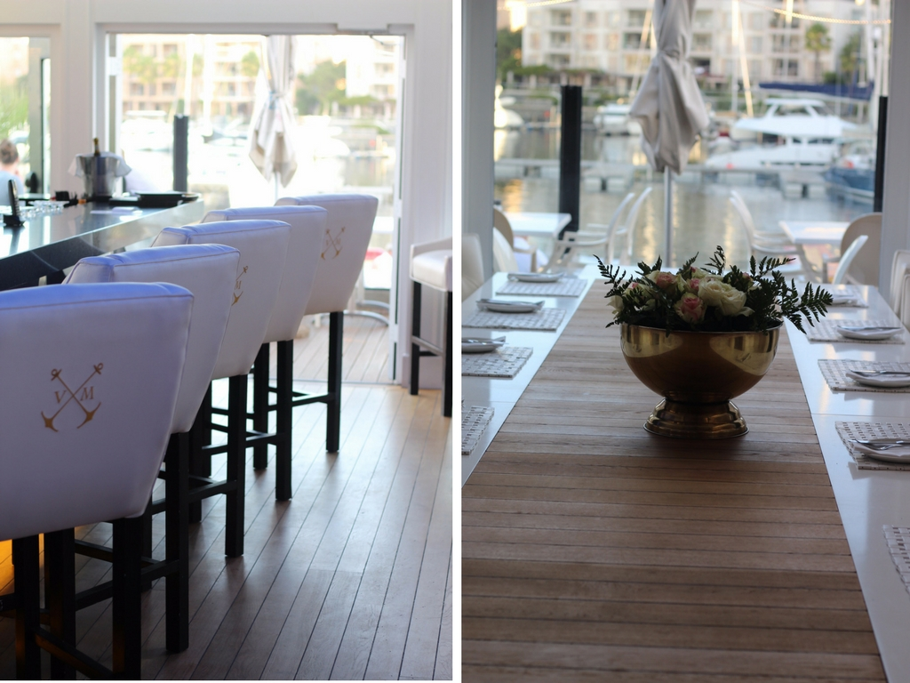 Vista Marina Cape Town Food Review LUXO