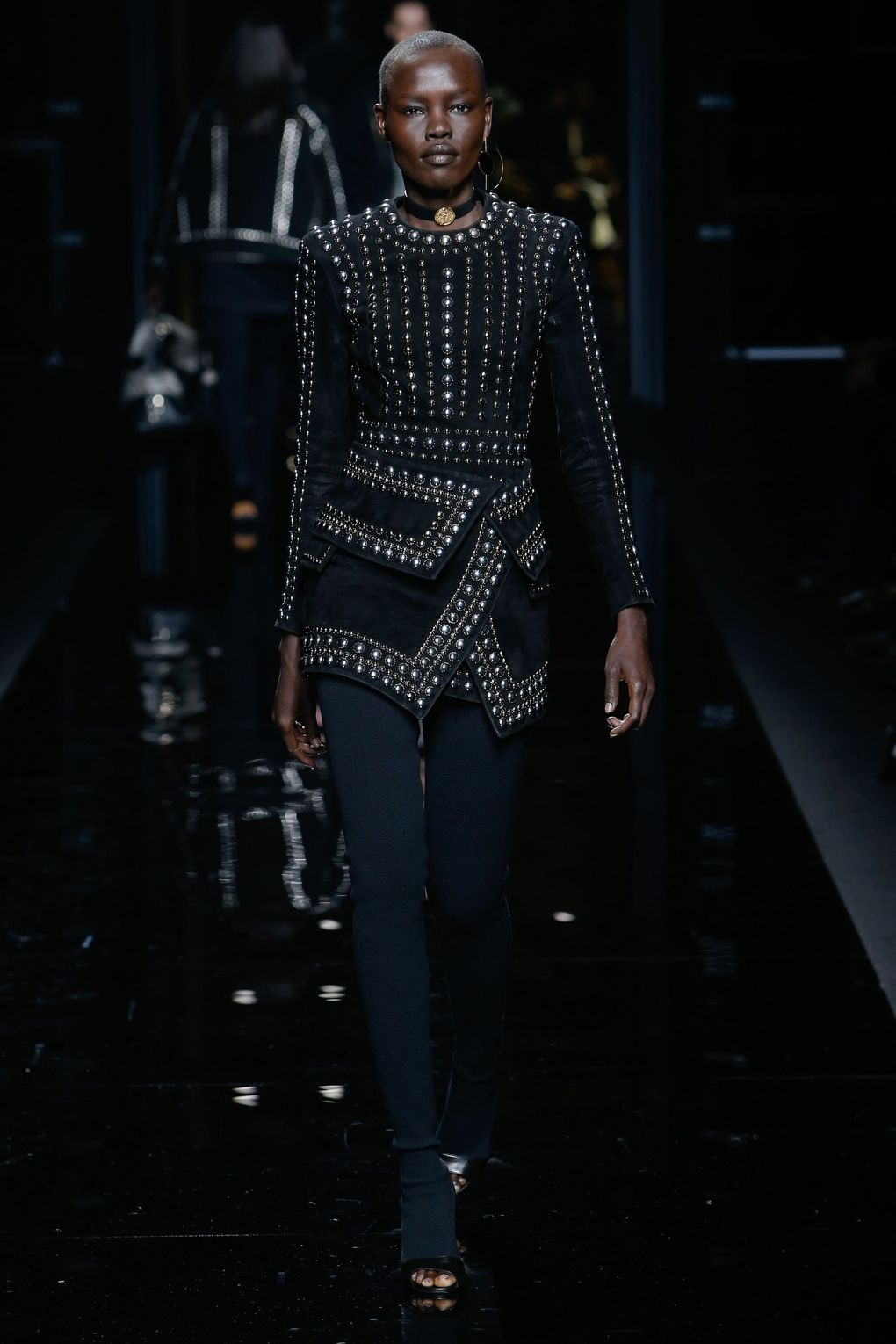 Balmain Autumn/Winter 2017 Menswear Collection