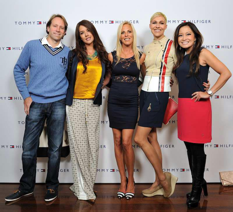 Tommy Hilfiger launch in cape town