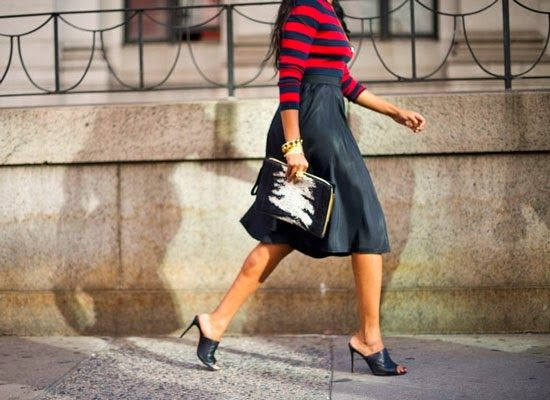 Tuesday Shoesday Mules Trend