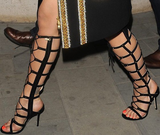 Gladiator sandals trend shoes