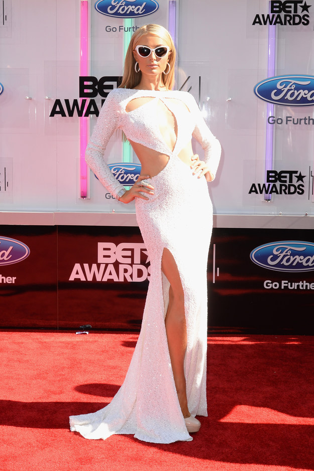 The BET Awards 2014