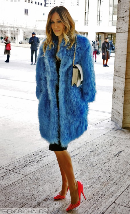 Style Icon of the week LUXO: Sarah Jessica Parker