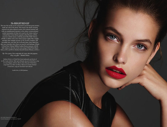 Harpers Bazaar Beauty September 2012