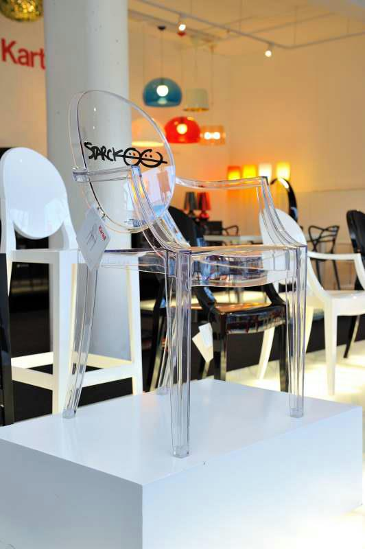 Kartell Ghost Chair 10th Anniversary