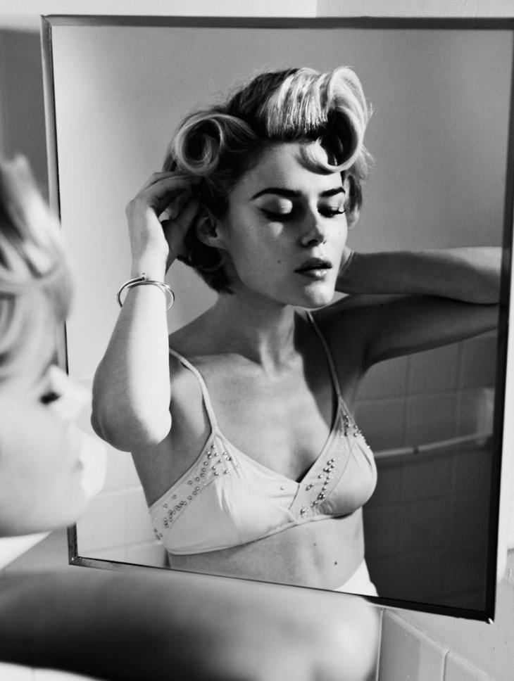 Twelv magazine shoot with Rachael Taylor