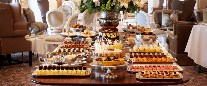 Mount Nelson High Tea Competition