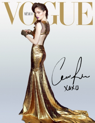 Coco Rocha for Vogue mexico