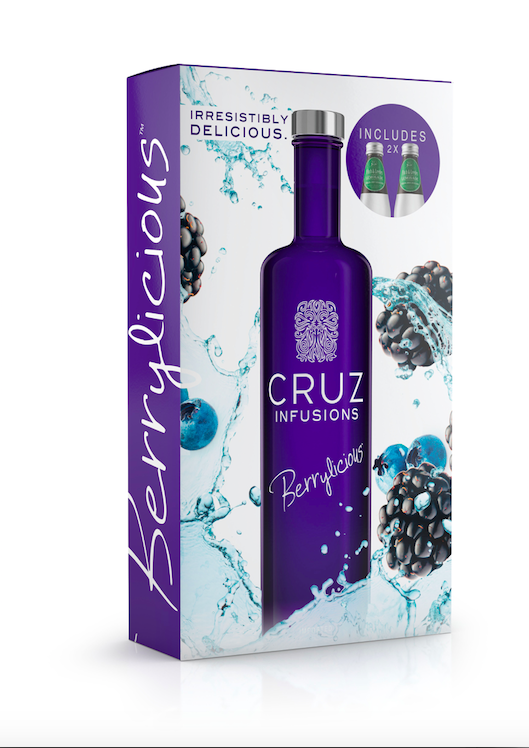 Cruz Vodka Infusions