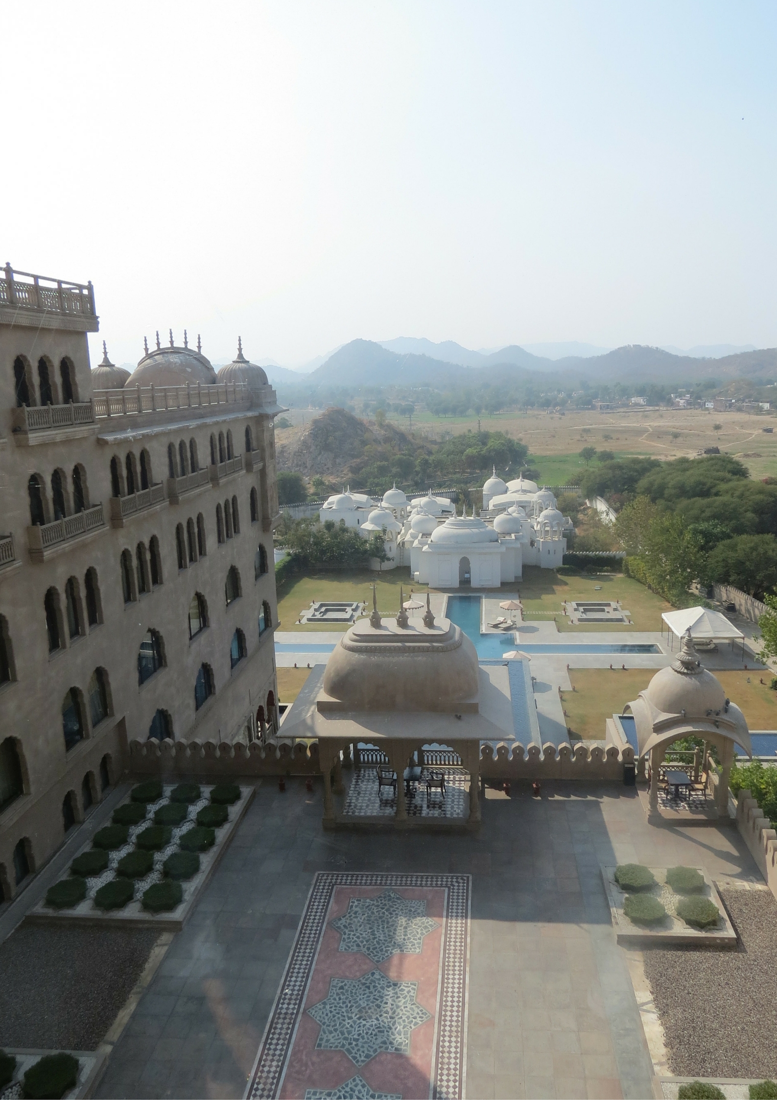 Fairmont Jaipur India LUXO