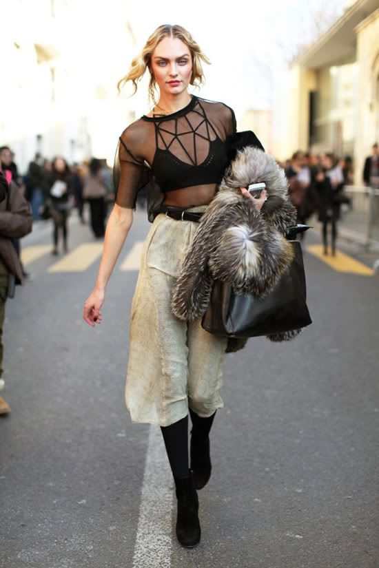 sheer bra fashion trend