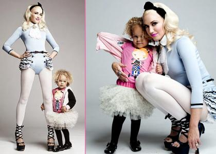 Gwen Stefani fashion icon of the week luxo
