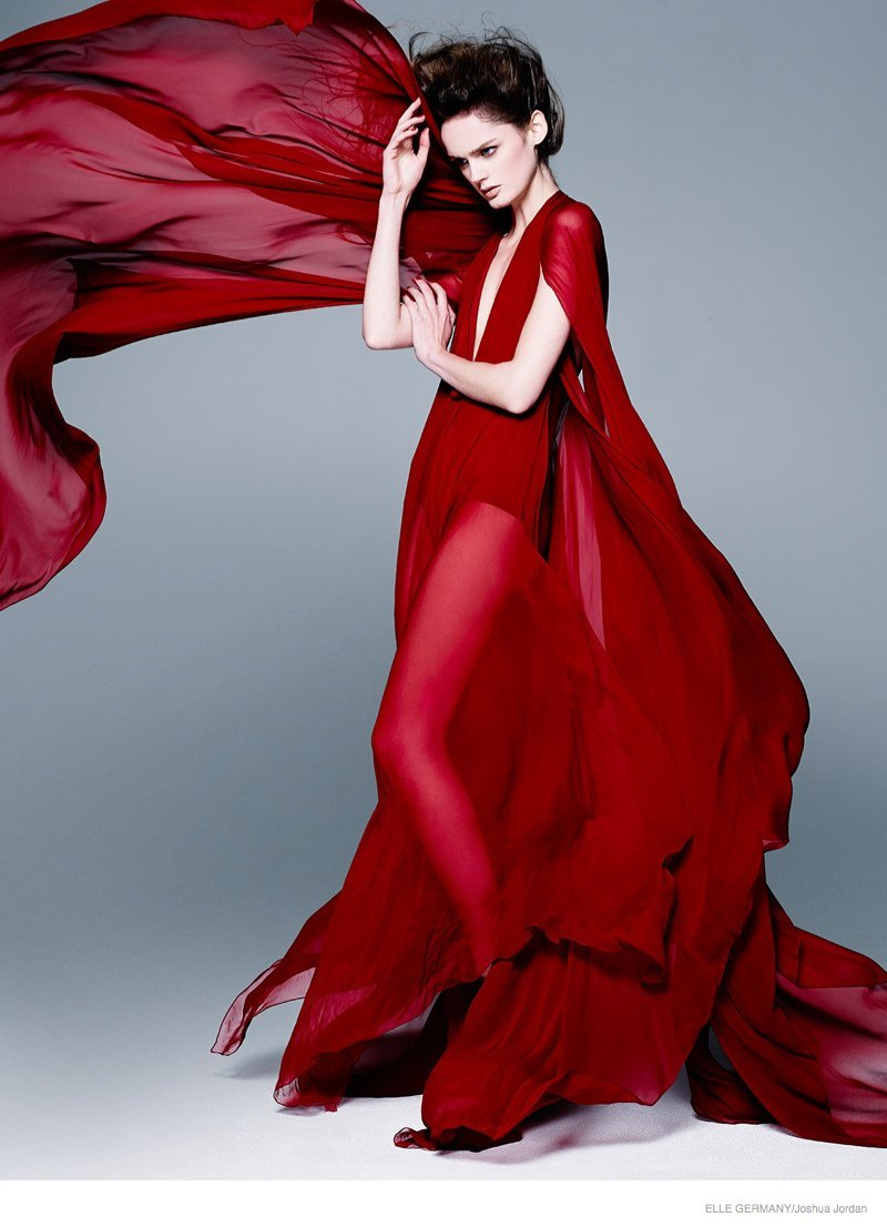 red fashion