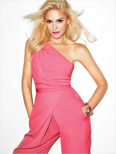 Gwen Stefani Harpers Bazaar Cover September 2012