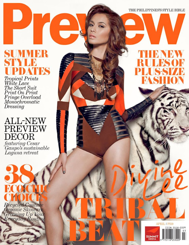 Preview Magazine Tribal trend april 2012