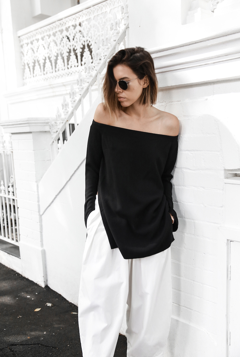 Off-the-Shoulder Top