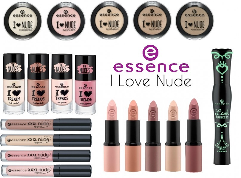 I love  nude essence