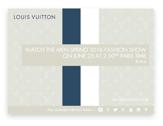 Louis Vuitton Exclusive on LUXO